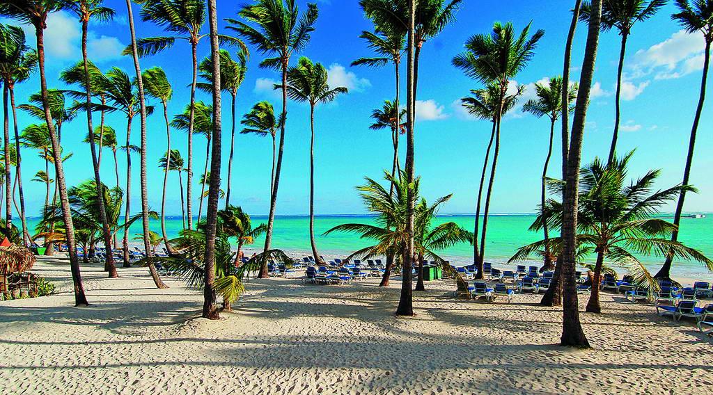 Пляж баваро доминикана фото