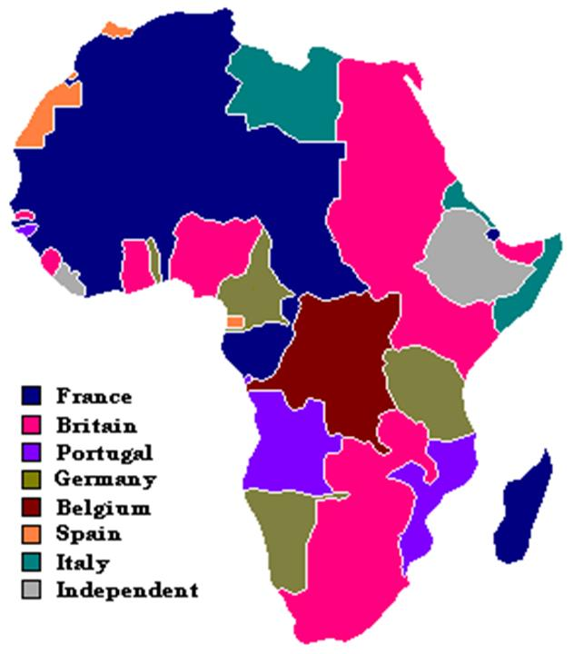 history in africa before europeans Digital history id 3030 slavery existed in africa before the arrival of europeans--as did a slave trade that exported a small number of sub-saharan africans to north africa, the middle east, and the persian gulf.